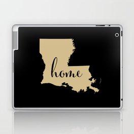Louisiana is Home - Go Saints Laptop & iPad Skin