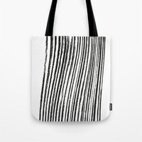 birch Tote Bags featuring Birch by ilyya