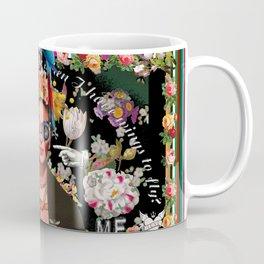 Frida OTT Kahlo You Are Too Much Coffee Mug