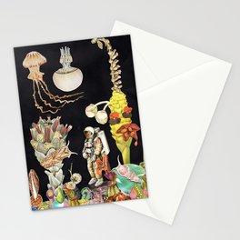 Planetary Exploration Stationery Cards