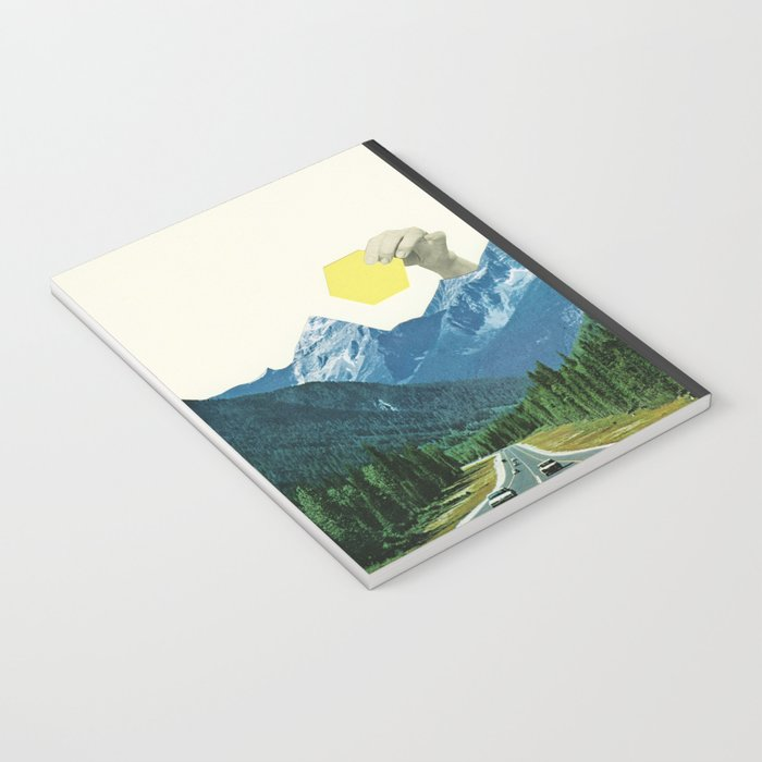 Moving Mountains Notebook