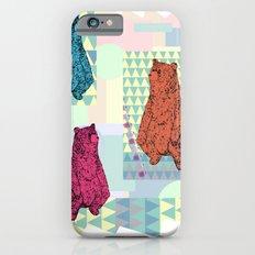 Cute little bears Slim Case iPhone 6s