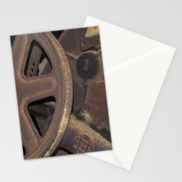 Equipment Over Time Stationery Cards