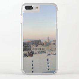 DTLA Clear iPhone Case