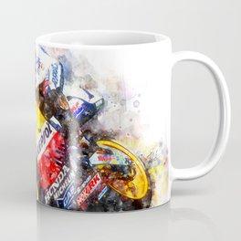 Mick Doohan Coffee Mug