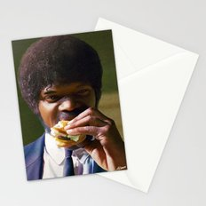 Pulp Fiction by Atinum Stationery Cards