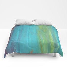 Blue Lagoon Love Comforters