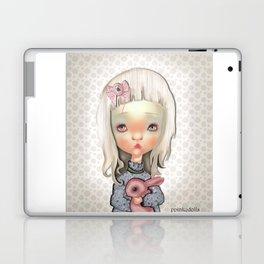 ppinkydolls art print Laptop & iPad Skin