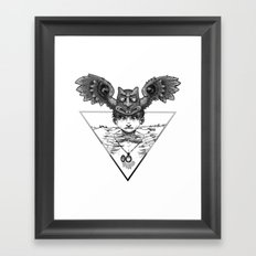 Marquess Naberius Framed Art Print