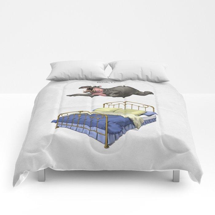Break Time Comforters