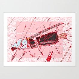 Wakizashi Art Print