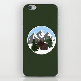 Cozy Cottage iPhone Skin
