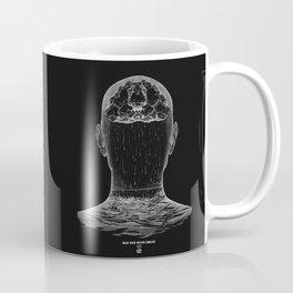 man who never smiled II Coffee Mug