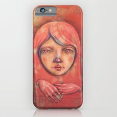 The Ghost in Pink iPhone 6s Slim Case