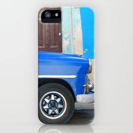 Habana Blue iPhone Case