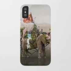 Lost Continent iPhone X Slim Case