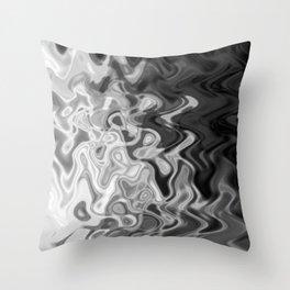 Smoke Signals Throw Pillow