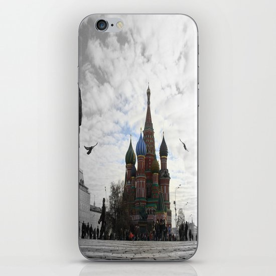 St. Basil's Cathedreal iPhone & iPod Skin