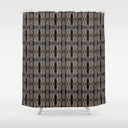 Pine Bark Pattern by Debra Cortese Design Shower Curtain
