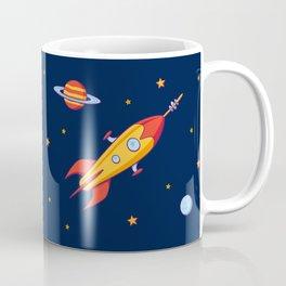 Spaceship! Coffee Mug