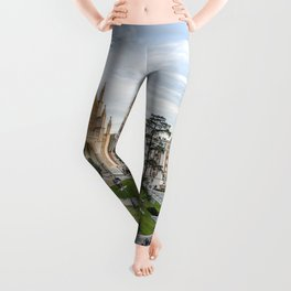 El Prado Museum. Madrid Leggings