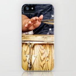 Conga iPhone Case