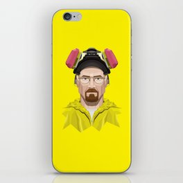 Breaking Bad - Walter White in Lab Gear iPhone Skin