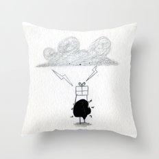 Present? Throw Pillow