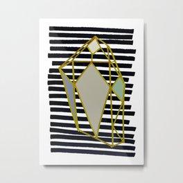 illusory. Metal Print