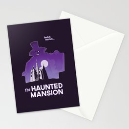 Hatbox Ghost - World Stationery Cards