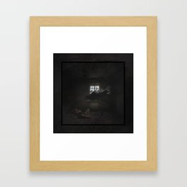 Eatdreams Framed Art Print