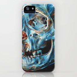 Skull II. iPhone Case