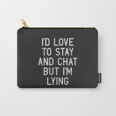 Chat Carry-All Pouch