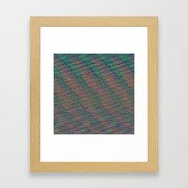 Slo Change Framed Art Print