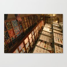 Venice Glass Canvas Print