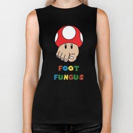 Foot Fungus Biker Tank