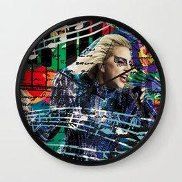 Lady G Wall Clock