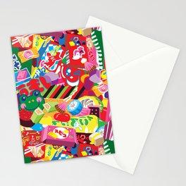 Japanese Candy Stationery Cards