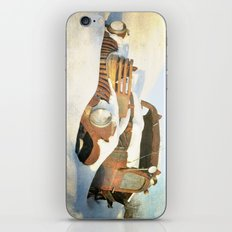 Drifter iPhone & iPod Skin