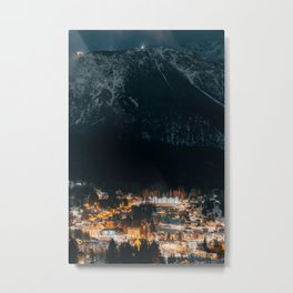 Cortina - Dolomites Metal Print