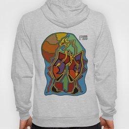 Stuck In Colour Hoody