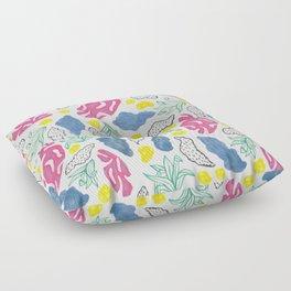Palmas Pattern Floor Pillow