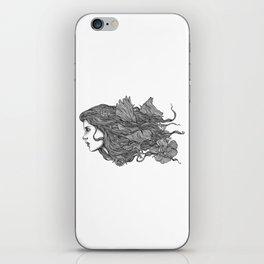 THE WILD ONE iPhone Skin