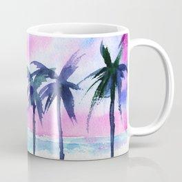 Summer vibes #3 || watercolor Coffee Mug