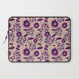 Extra flowers field Laptop Sleeve