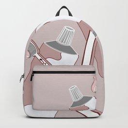 Brush 'Em Backpack