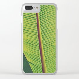 Vintage Africa 21 Clear iPhone Case