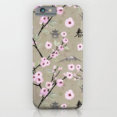 Japanese Spring Slim Case iPhone 6s