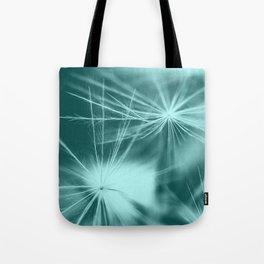 dandelion art 2 Tote Bag