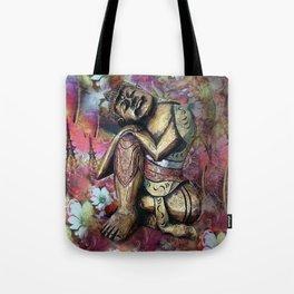 harmony and silence Tote Bag
